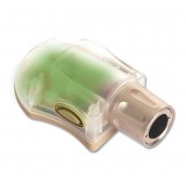 Made in Germany Стробоскоп Manta цвета хаки, свет зеленого цвета