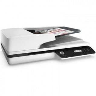 Сканер HP ScanJet Pro 3500 f1 (L2741A) A4, 1200 dpi,24bit