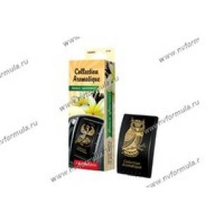 Ароматизатор Collection Aromatique на дефлектор ваниль цветочная-432049