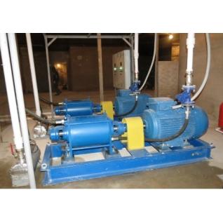 Системы отопления свинарников, насос -теплогенератор НТГ-075-465048