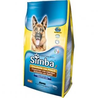 Monge Simba Dog корм для собак с курицей 4 кг