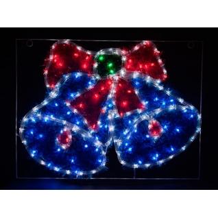 Световая фигура Feron LT016 Колокольчики-8186004
