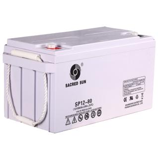 Аккумуляторная батарея Sacred Sun АКБ 80-10