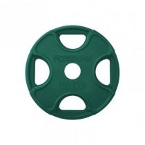 Foreman Обрезиненный диск FOREMAN FMPRR-10KGGN (10 кг)