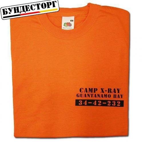 MMB Футболка Cuba Camp-X-Ray 5025917