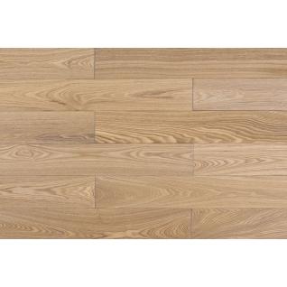 Массивная доска Amber Wood Ясень Карамель 300-1800x120x18 (лак)-5344914