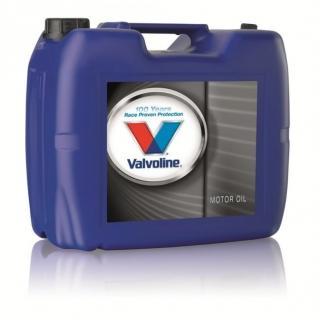 Трансмиссионное масло VALVOLINE HD AXLE OIL 80W90 20л