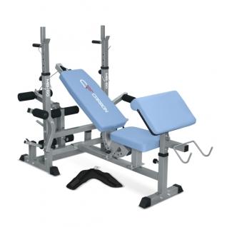Carbon Fitness Тренажер MB-60 Силовая скамья