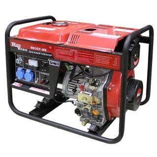 Генератор дизельный RD3GF-ME RedVerg (2.8 кВт)