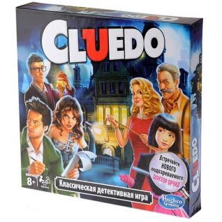 Настольная игра Клуэдо (издание 2017)