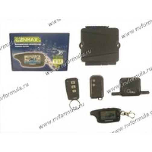 Автосигнализация Cenmax Vigilant V- 8A ж/к обратная связь турбо-таймер-9060208