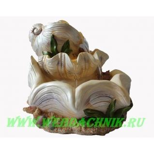 Декоративный фонтан | Настольный для дома | Мир ракушки-5254648