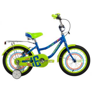 Велосипед Forward Funky Boy 16 (2017) синий-7155383