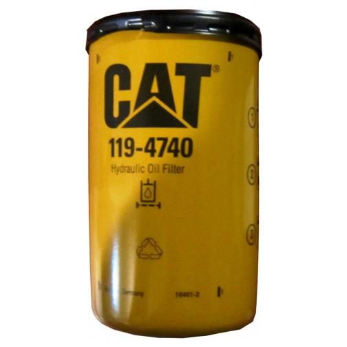 Фильтр трансмиссии масляный CAT-4950696