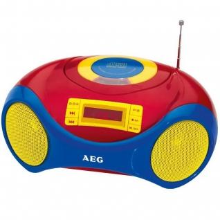 AEG SR 4363 bunt