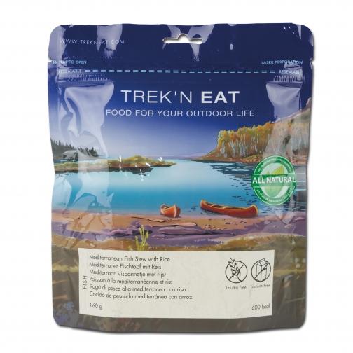 Trekking Mahlzeiten Паек Trek'N Eat рыбный суп с рисом по-средиземноморски-5018702