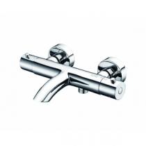 Термостатический смеситель WasserKRAFT Berkel 4811 Thermo для ванны и душа 10049-01