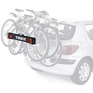 Номерной знак для велобагажника
