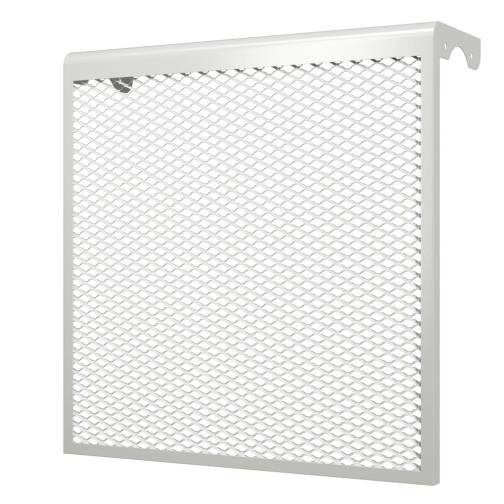 Декоративный металлический экран на радиатор ERA 7 ДМЭР 7-х секционный-6770490