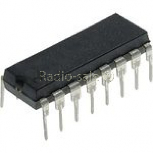Микросхема KID65003AP (ULN2003A)-6853806