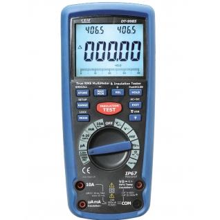 Мегаомметр с True RMS мультиметром СЕМ DT-9985