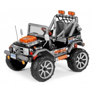 Детский электромобиль Peg Perego - Gaucho Rockin 2014, оранжевый-37716160
