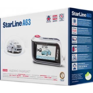 Автосигнализация Starline A63-7154378