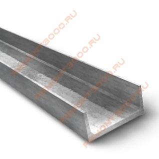 Швеллер 10х10х10х1,5мм алюминиевый (2м) / Швеллер 10х10х10х1,5мм алюминиевый (2м)-2169683