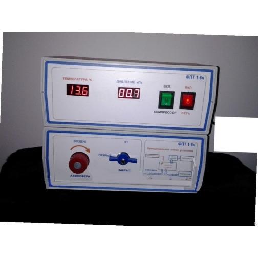 Установка для определения удельных теплоемкостей воздуха. ФПТ1-6-95461