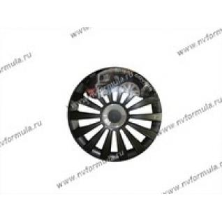 Колпаки R-16 MERIDIAN RING BLACK-431771