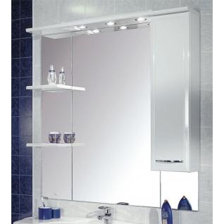 Зеркало-шкаф Акватон Эмили 105 правый
