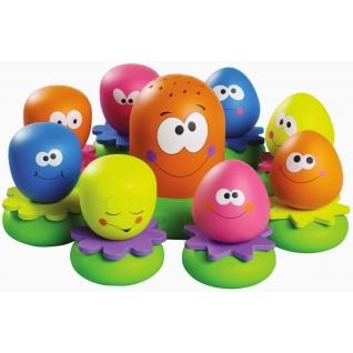 Игровой набор для ванны Aqua Fun - Друзья осьминоги Tomy-37724925