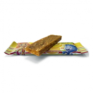 Фрутилад «Фикси банан» «Фруктовая энергия», 30 г-822475