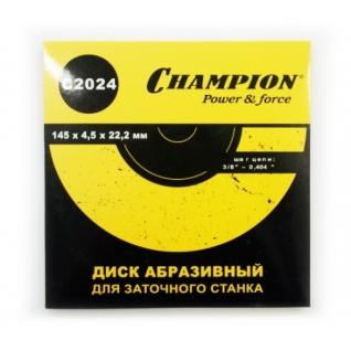 Диск заточной CHAMPION C2024-8919162