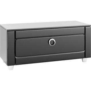 Шкаф напольный AQWELLA 5 STARS Infinity 100 (Inf.03.10/BLK), черный-6761910
