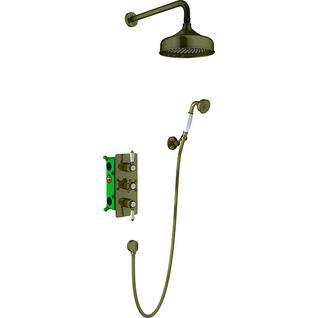 Душевой комплект Timo Nelson SX-1391/02SM antique-38962595