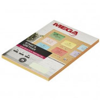 Бумага цветная Promega jet микс (пастель) 80г, А4, 100 листов-37845478