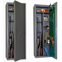 Оружейный сейф Safetronics MAXI-5PM/K5