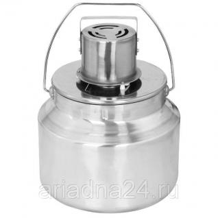Маслобойка электрическая МЭБ-20/45 45W 20L Гидроагрегат-6818010
