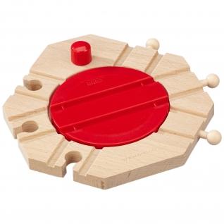 Механический перекресток для деревянной ж/д Brio-37707648