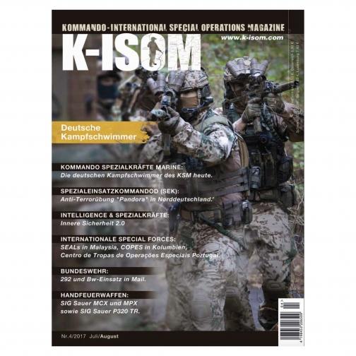 K-ISOM Журнал Kommando Magazin K-ISOM Ausgabe 04-2017-9239659
