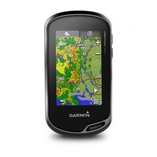 Портативный GPS-навигатор Garmin Oregon 700t + Карты Топо 6.xx Garmin-5763121