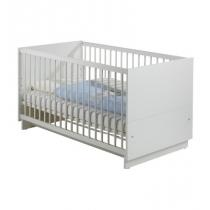 Кровать Geuther Детская кроватка Geuther Fresh белая