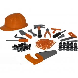 Набор инструментов №8 (74 элем. в сеточке) Полесье-37879354