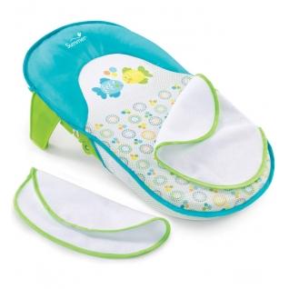 Лежак Summer Infant Складной лежак для купания Summer Bath Sling бирюзовый