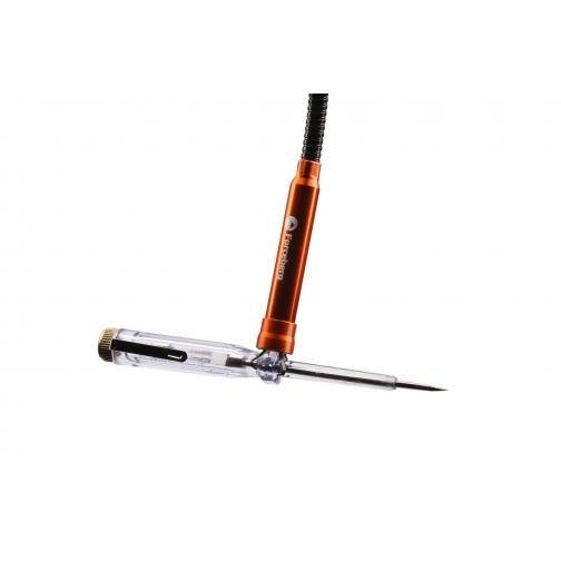 Гибкий магнитный держатель с фонарём и функцией захвата, Forceberg-6453376