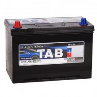Автомобильный аккумулятор TAB TAB POLAR S 95L 850А прямая полярность 95 А/ч (303x173x225)
