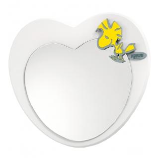 Зеркало Baby Expert Зеркало Snoopy белое/золото