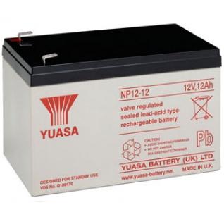 Yuasa Батарея Yuasa NP12-12 (12 В, 12 а/ч)