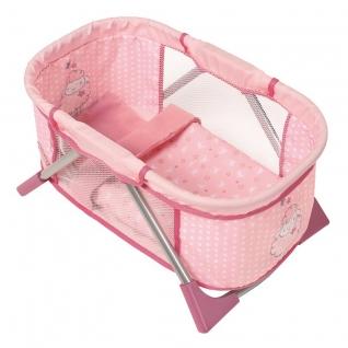 Мягкая кроватка для куклы Baby Annabell Zapf Creation-37726942